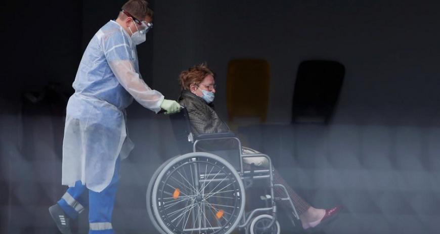 Степанов: спостерігається ситуація, коли хворі на COVID-19 звертаються за допомогою дуже пізно