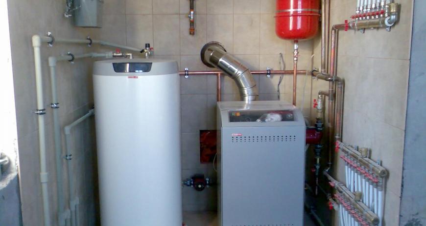 Организация автономной системы отопления с использованием котлов на пеллетах