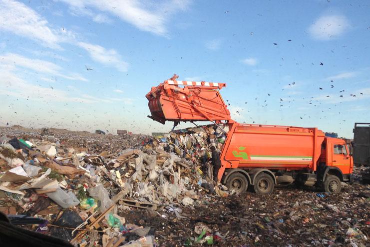 Грамотная организация вывоза мусора в Зеленограде