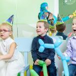 Аниматор в Зеленограде на детском празднике