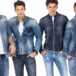 Джинсовая мужская куртка в модном и консервативном гардеробе