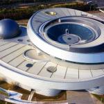 В Шанхае открылся крупнейший в мире планетарий