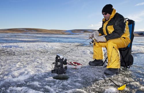 Элементарные правила зимней рыбалки