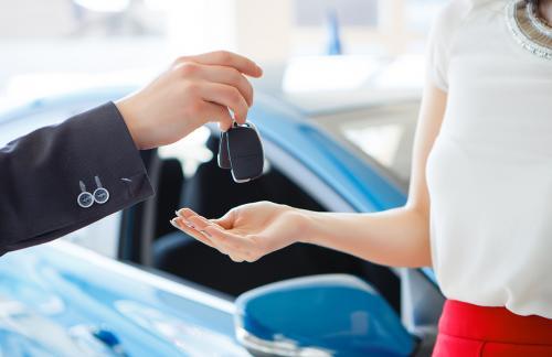 Как выбрать первую машину