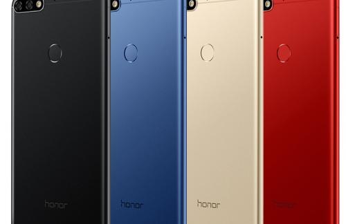 Небольшой обзор доступного смартфона Huawei Honor 7C