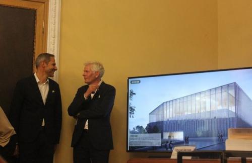 Минкульт показал, каким будет музей Революции Достоинства