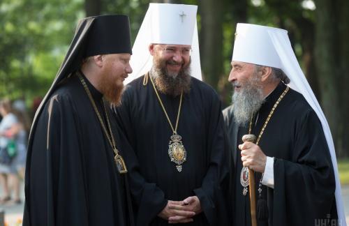 В Верховном суде насчитали три иска от УПЦ МП против предоставления автокефалии украинской церкви