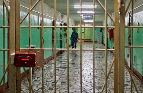 В Украине более 600 осужденных с начала года получили пенсию в тюрьмах
