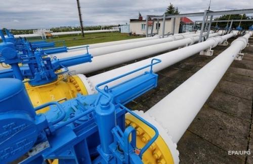 Украина обновила 10-летний рекорд запасов газа