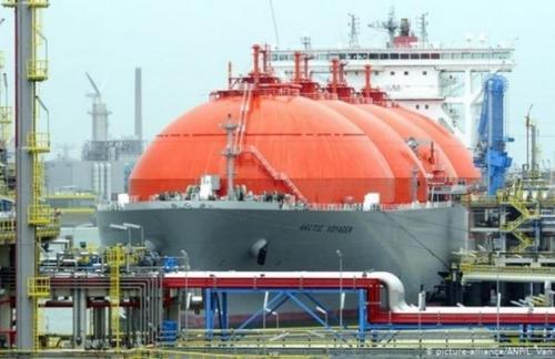Цена на газ в Европе превысила 250 долларов