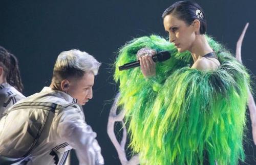 Выступление группы Go_A оказалось на 2 месте официального YouTube-канала Евровидения