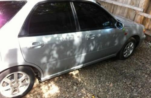 Продам Subaru impreza wagon 09.2001