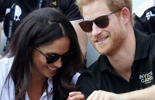Принц Гарри очаровал маму своей девушки Меган Маркл
