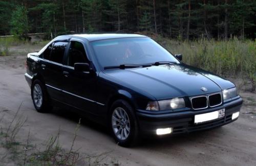 Продам BMW e36 1.8L.мт