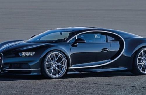 Bugatti планирует выпустить электрическую линейку суперкаров