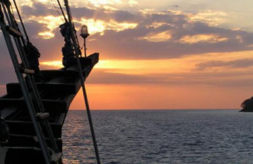 Морской круиз как идеальный отдых