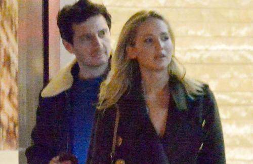 Дженнифер Лоуренс застукали на свидании с режиссером из Киева, – СМИ
