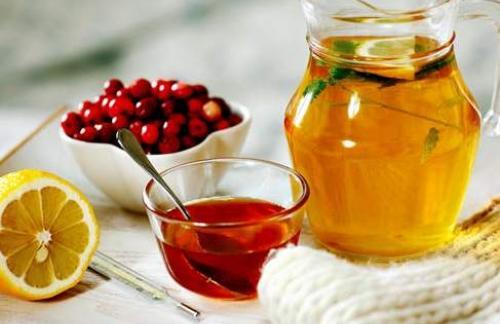 Природные препараты от простуды.