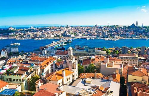 Выходные в Стамбуле