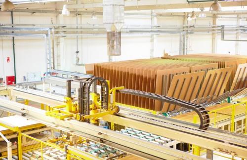 Новые технологии в производстве ламината
