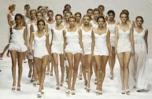 Эскорт девушек-моделей