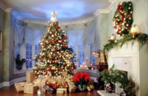 Советы по украшению жилья перед Новым годом
