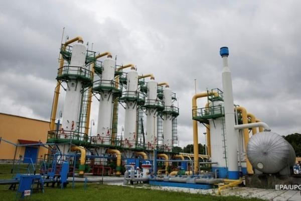 Украина сожгла рекордный за семь лет объем газа
